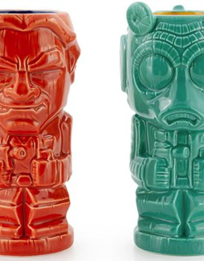 Geeki Tikis - Han Solo and Greedo 2-Pack