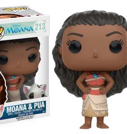 Funko Pop Vinyl - Moana - Moana & Pua