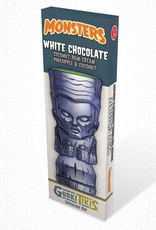 Geeki Tikis Monsters Bride of Frankenstein White Chocolate, Coconut Rum Cream, & Coconut