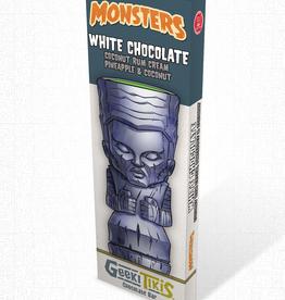 Monsters Geeki Tikis Monsters Bride of Frankenstein White Chocolate, Coconut Rum Cream, & Coconut