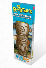 Geeki Tikis Flintstones Barney Chocolate Bar Milk Chocolate, Vanilla Cream, & Cocoa Pebbles