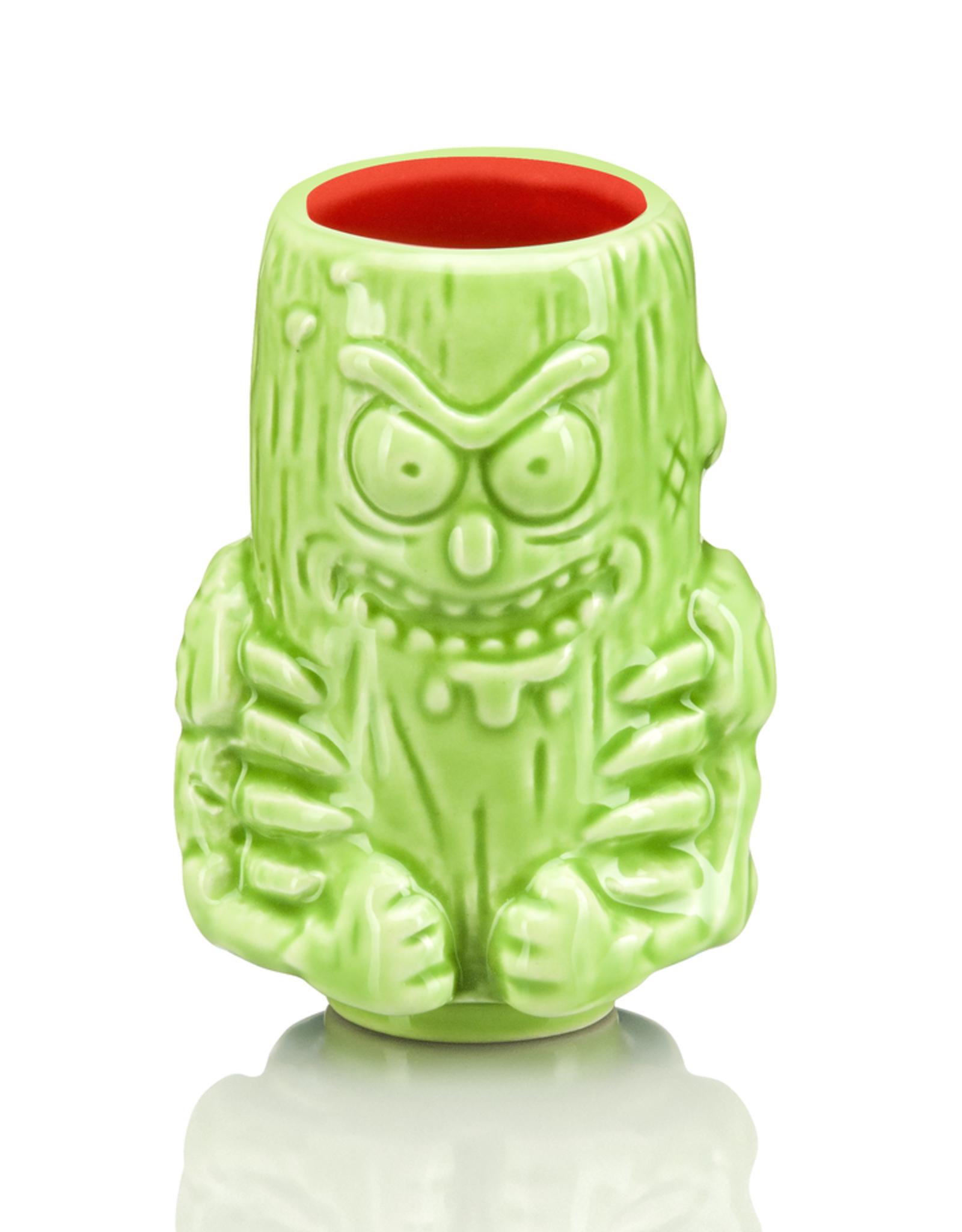 Geeki Tikis - Pickle Rick Mini Muglet