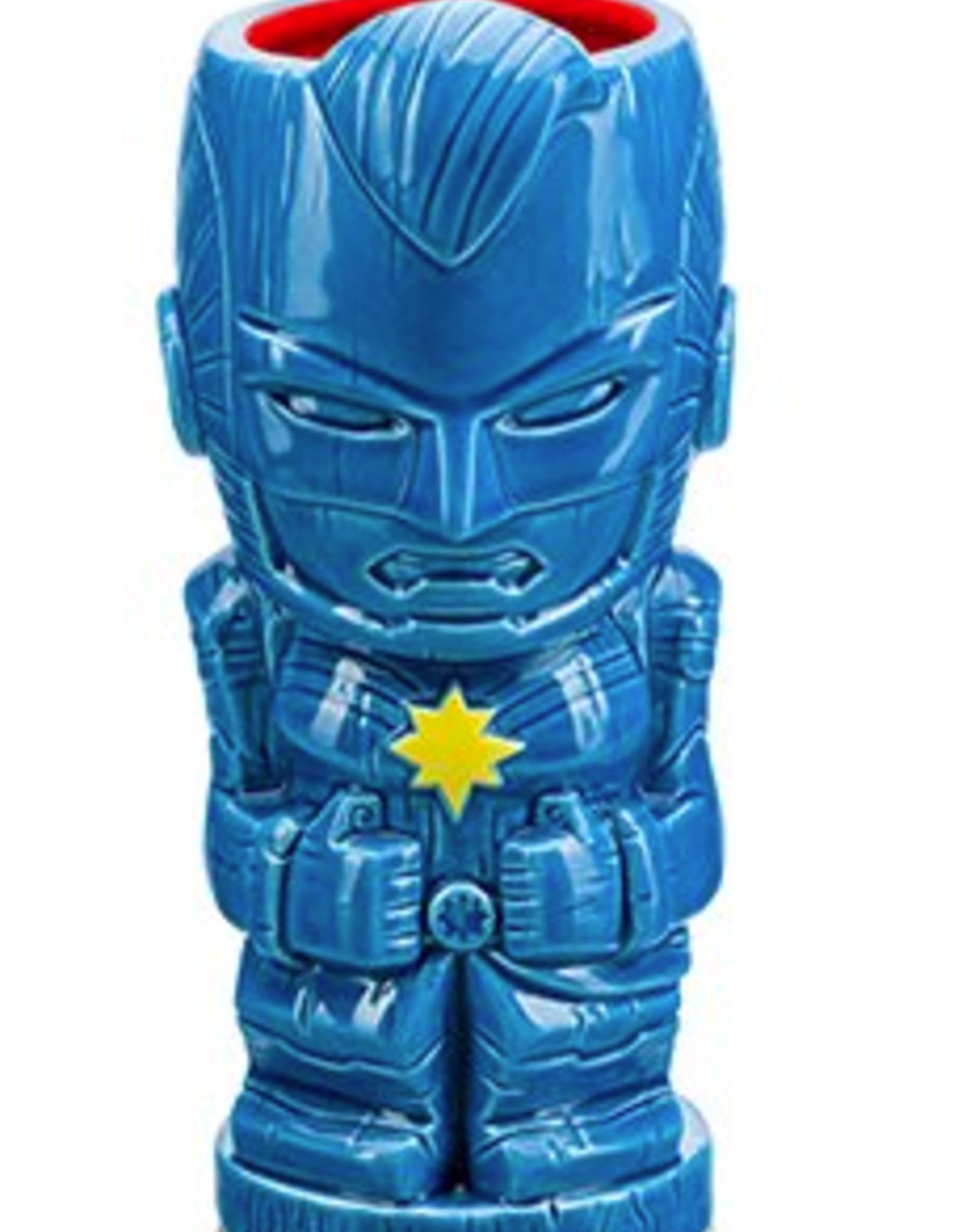 Geeki Tikis - Captain Marvel