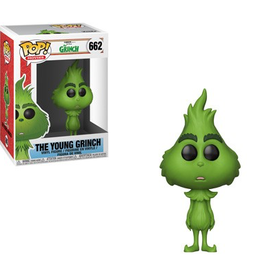 Funko Pop Vinyl - The Grinch Movie - The Young Grinch