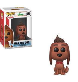 Funko Pop Vinyl - The Grinch Movie - Max the Dog