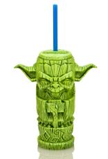 Geeki Tikis - Yoda Plastic Tumbler