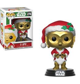 Funko Pop Vinyl - Star Wars Holiday - C-3PO as Santa