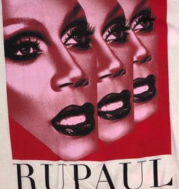 RuPaul Red Faces T