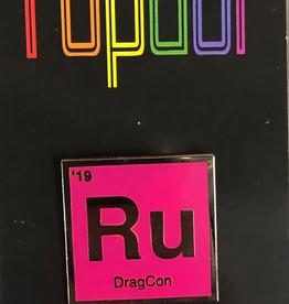 RuPaul Enamel Pin - Ru Element