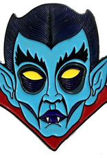 Graves Monster Dracula Enamel Pin
