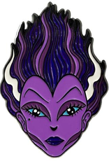 Graves Monster Purple Bride Enamel Pin