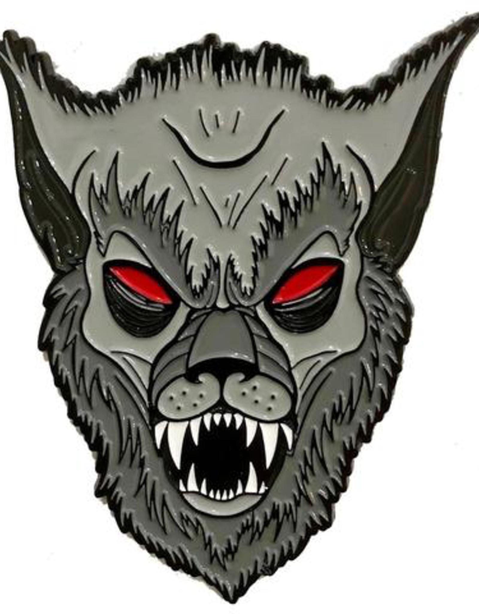 Graves Monster Werewolf Enamel Pin