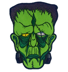 Graves Monster Frankenstein Patch