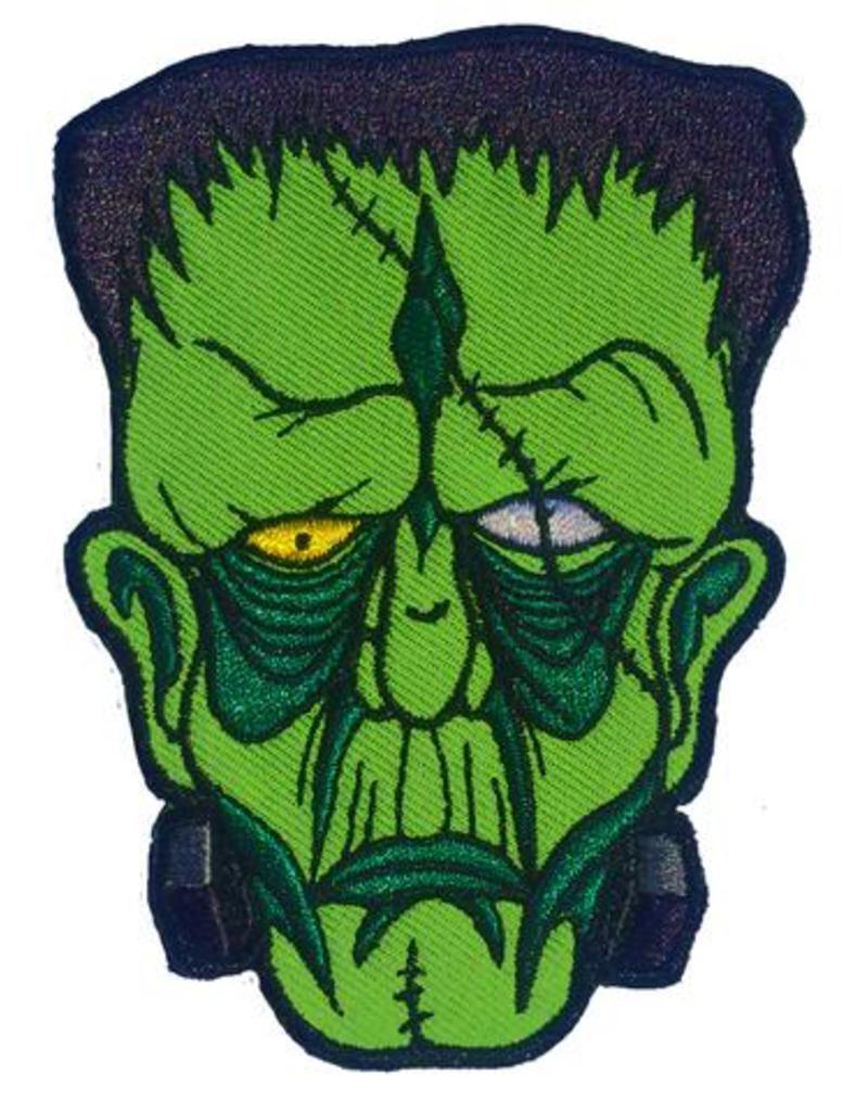 Graves Monster Frankenstein Patch