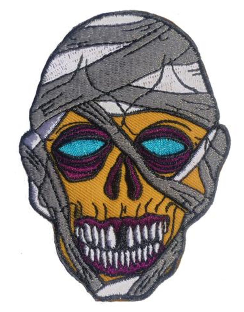 Graves Monster Mummy Patch