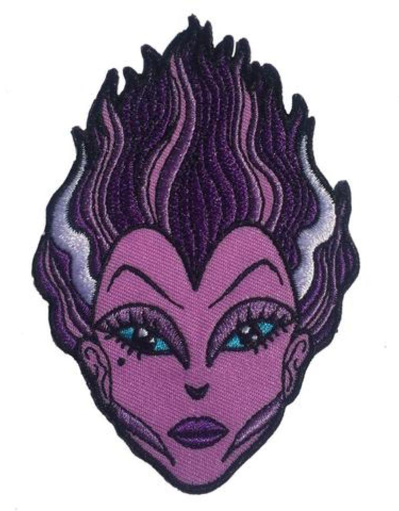 Graves Monster Purple Bride Patch