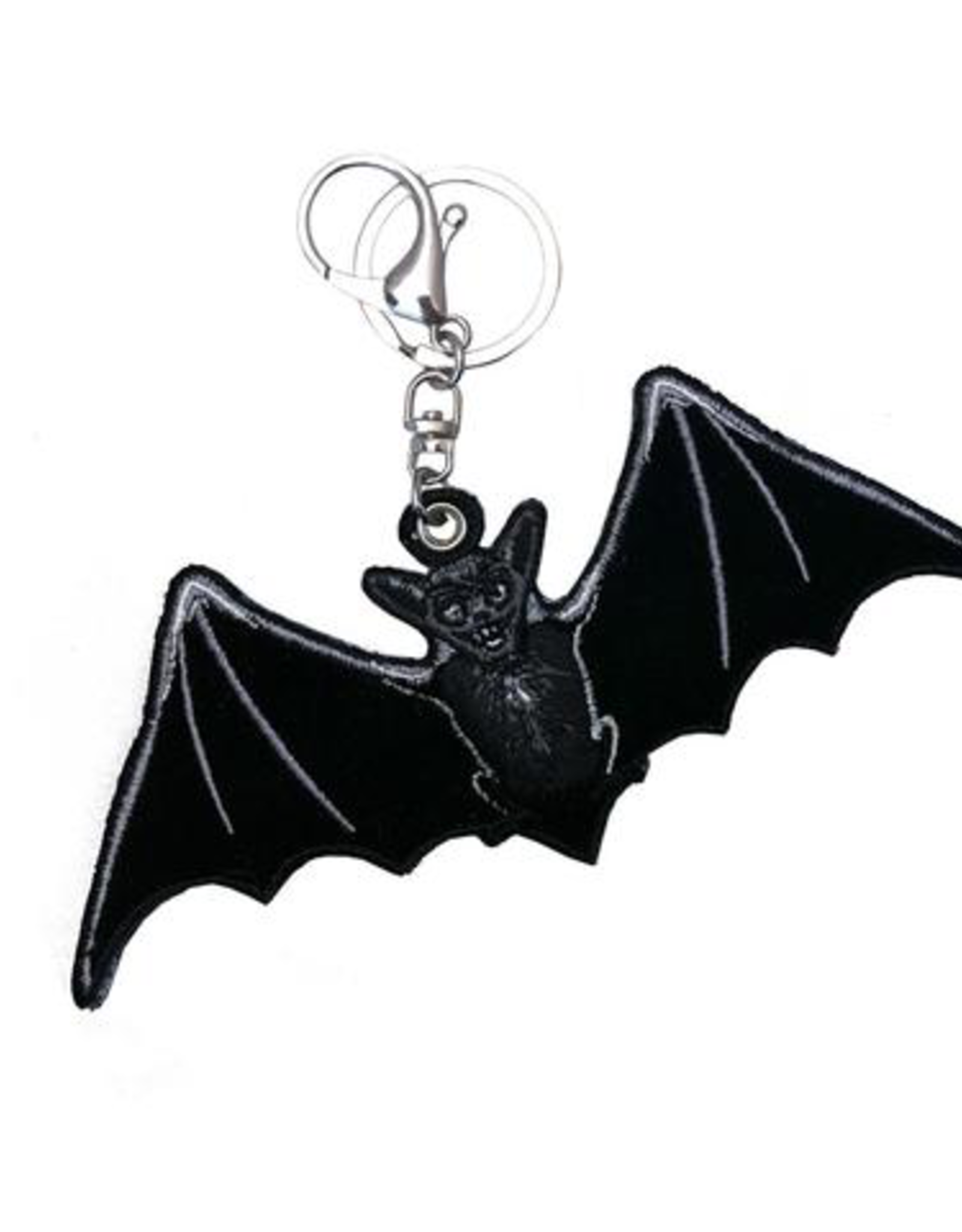 Bat Plush Keychain