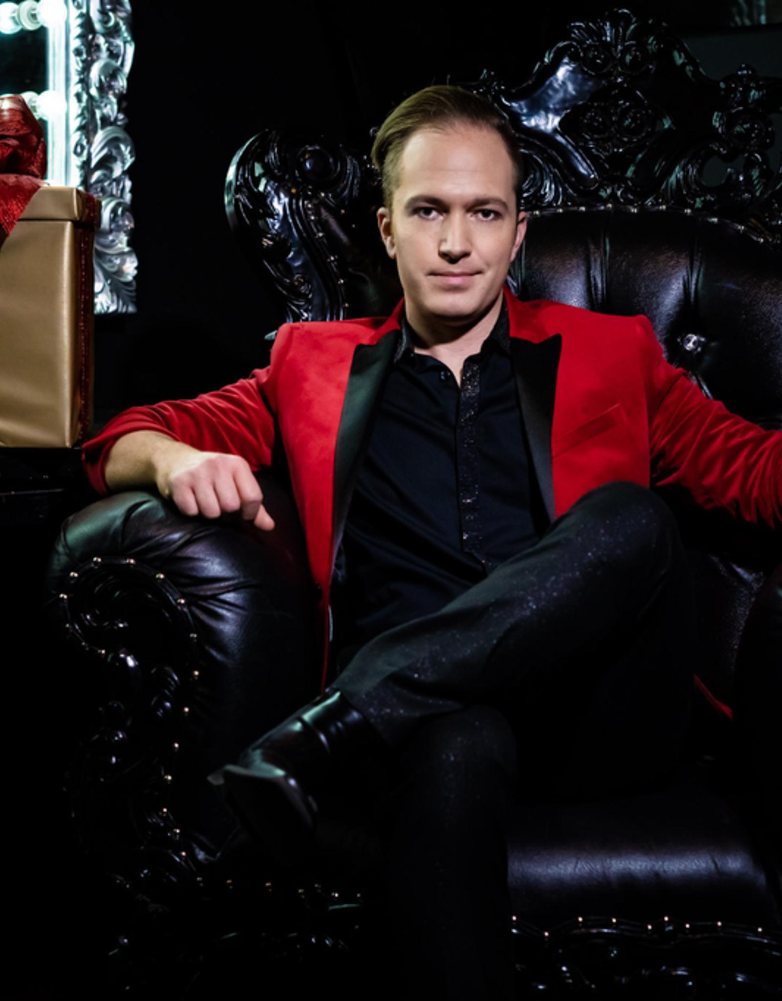 VIP Ticket: Ryne Strom Presents: The Magic & Music of Christmas VIP Ticket