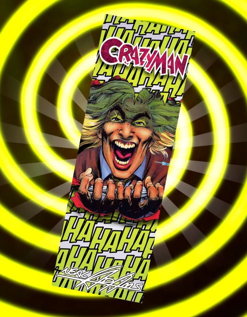 Neal Adams Bar - Crazyman