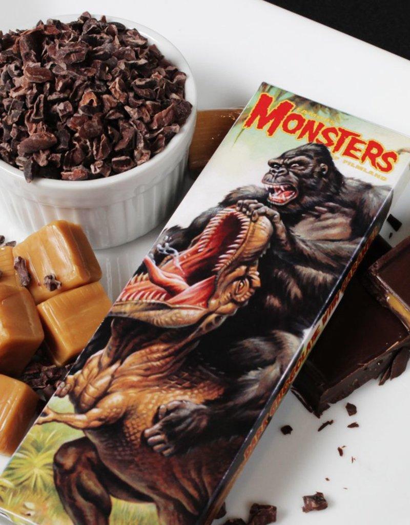 Famous Monsters Bar - King Kong & T-Rex