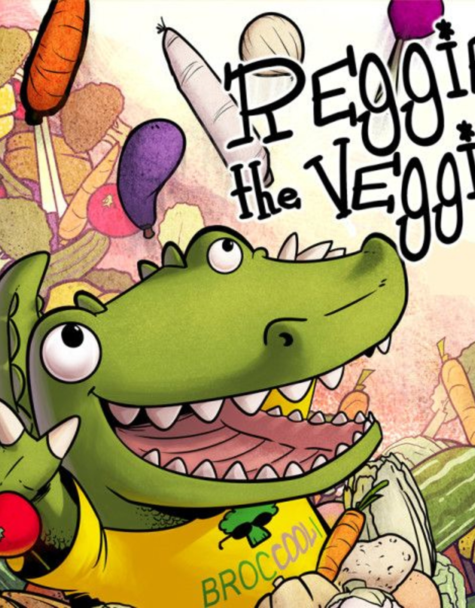 Stan Lee's Kids Universe: Reggie the Veggie