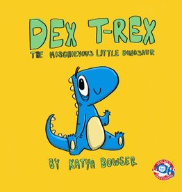 Stan Lee's Kids Universe: Dex T-Rex Hard Cover