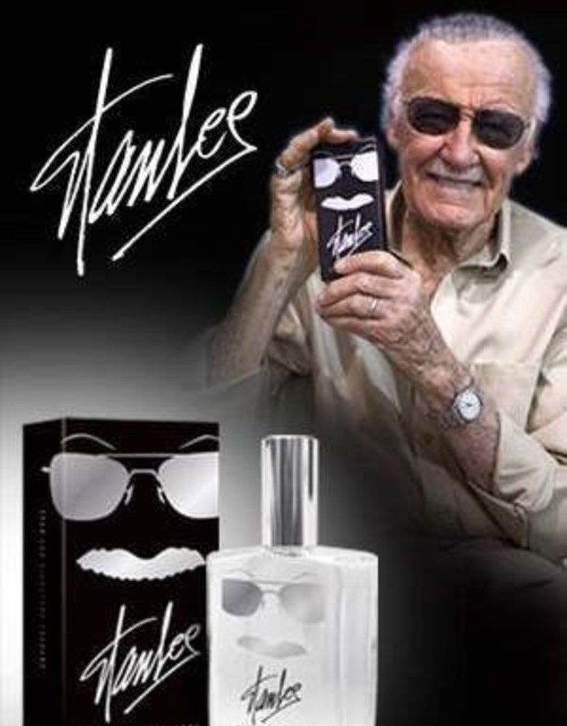 Stan Lee Cologne