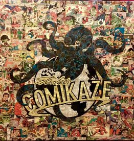 Original Comikaze Comic Book Art