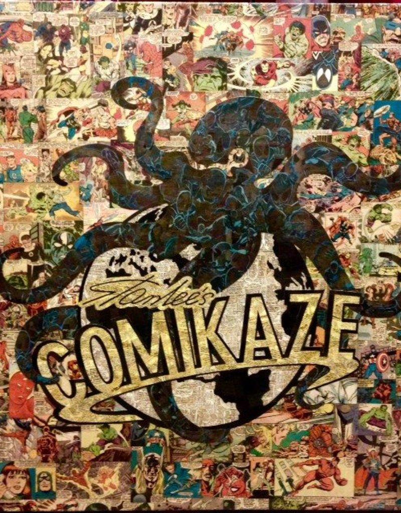 Original Comikaze Comic Book Art