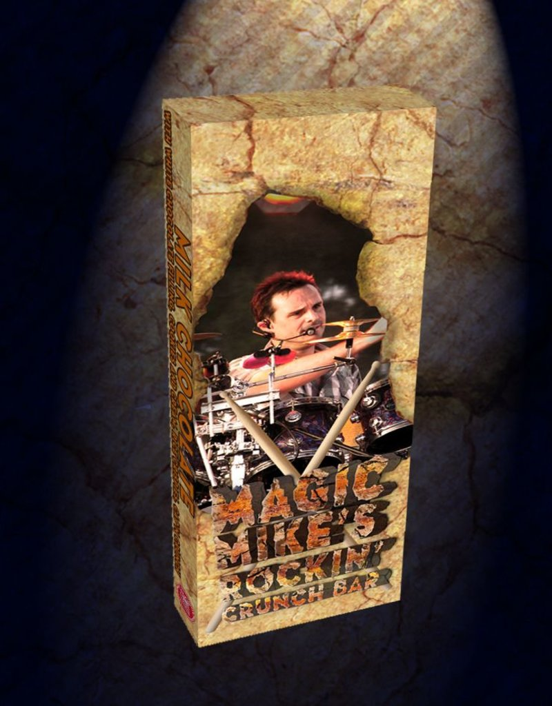 Magic Mike's Rockin' Crunch Bar