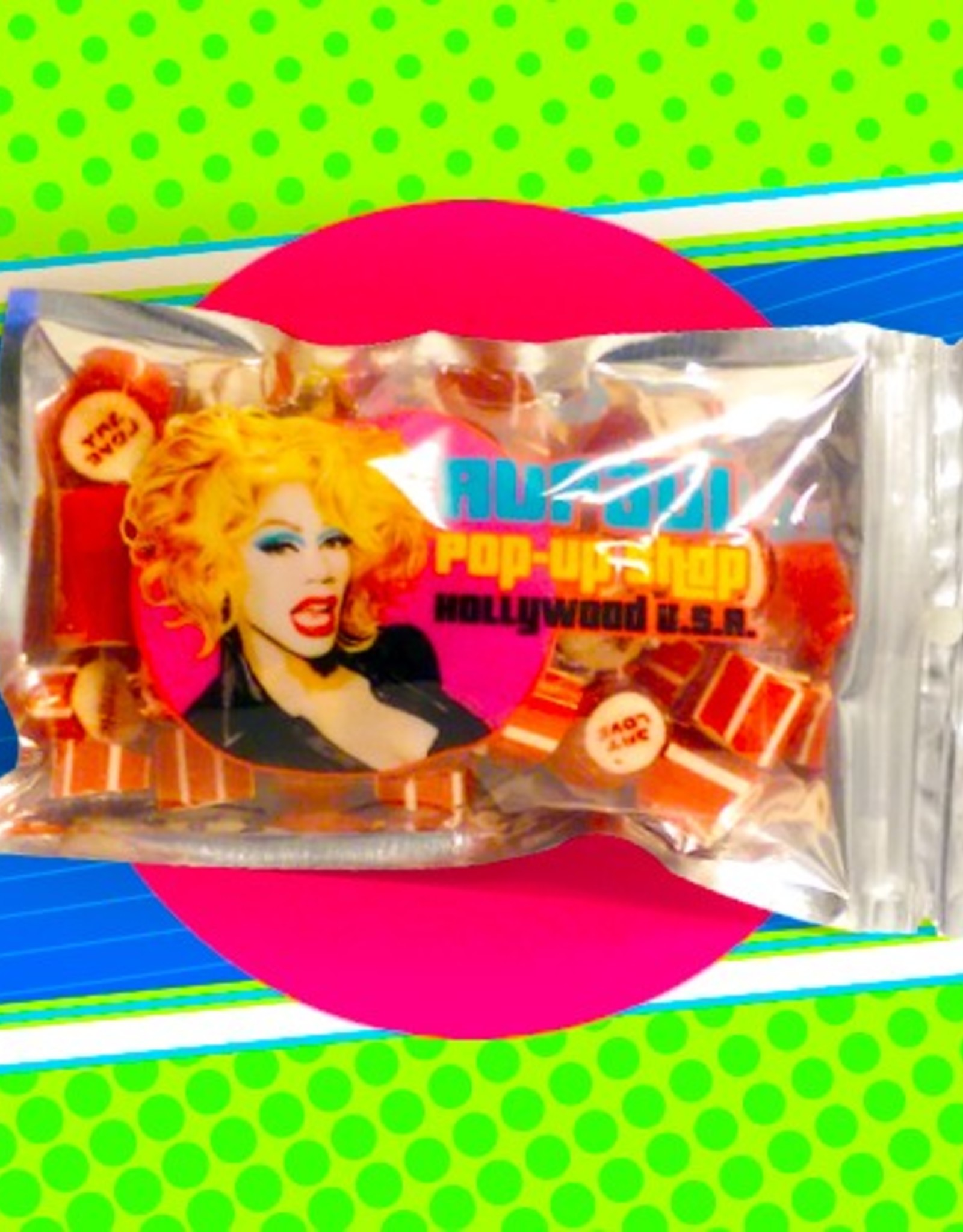 RuPaulSticky Bag (100g)
