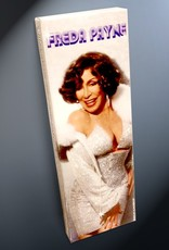 Freda Payne Milk Chocolate Swirl Bar
