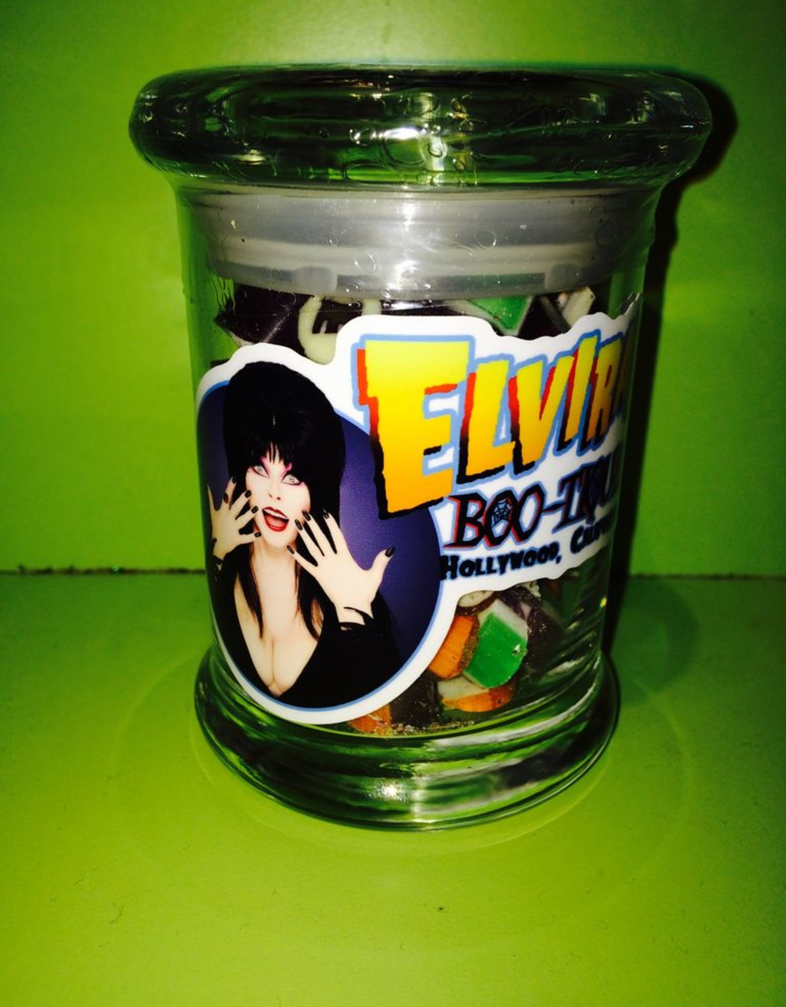 Elvira Collectible Sticky Jar (4.6oz)