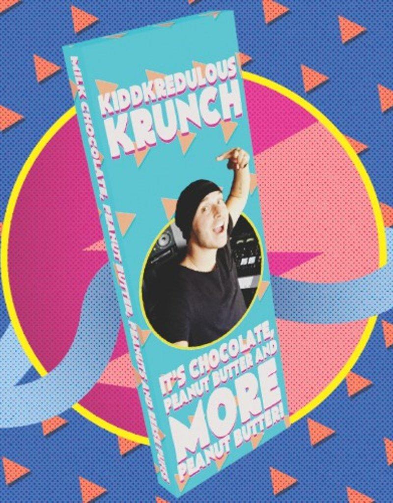 David Kidd Kiddkredulous Krunch Bar