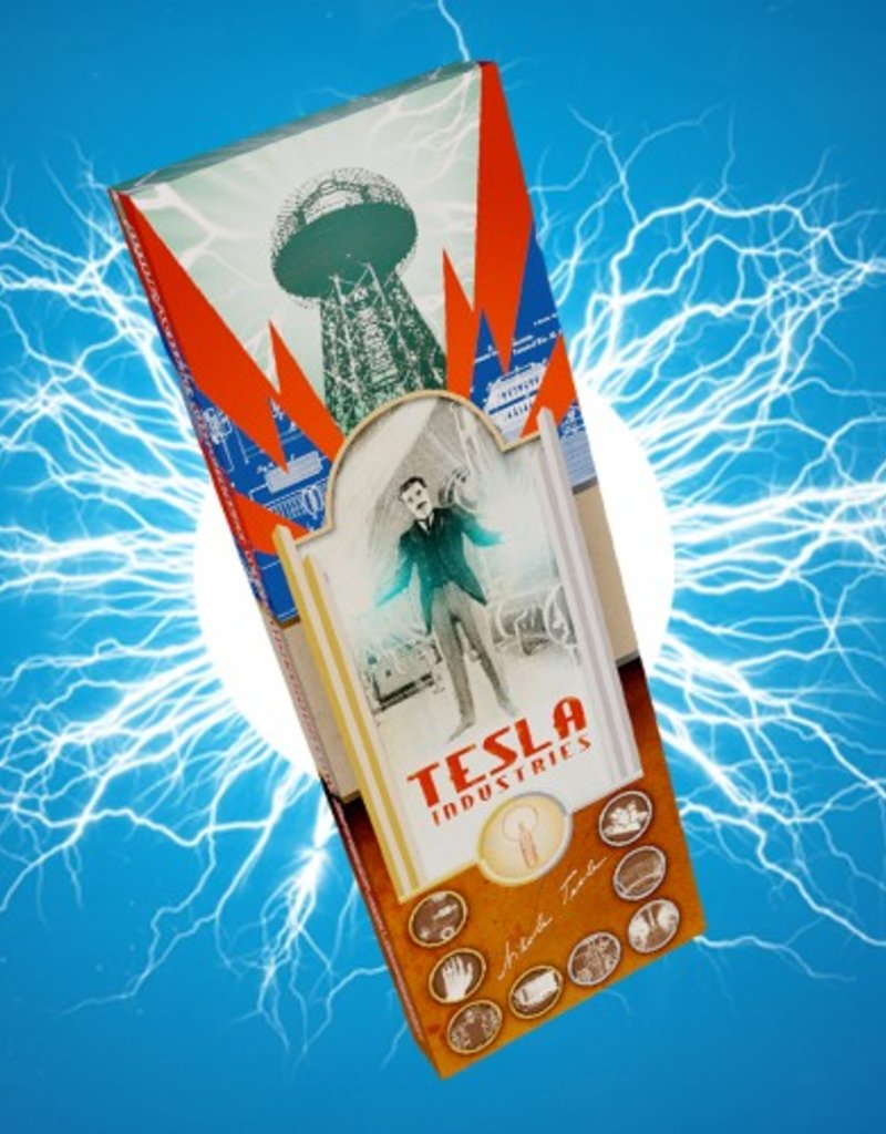 Tesla Industries Chocolate Bar