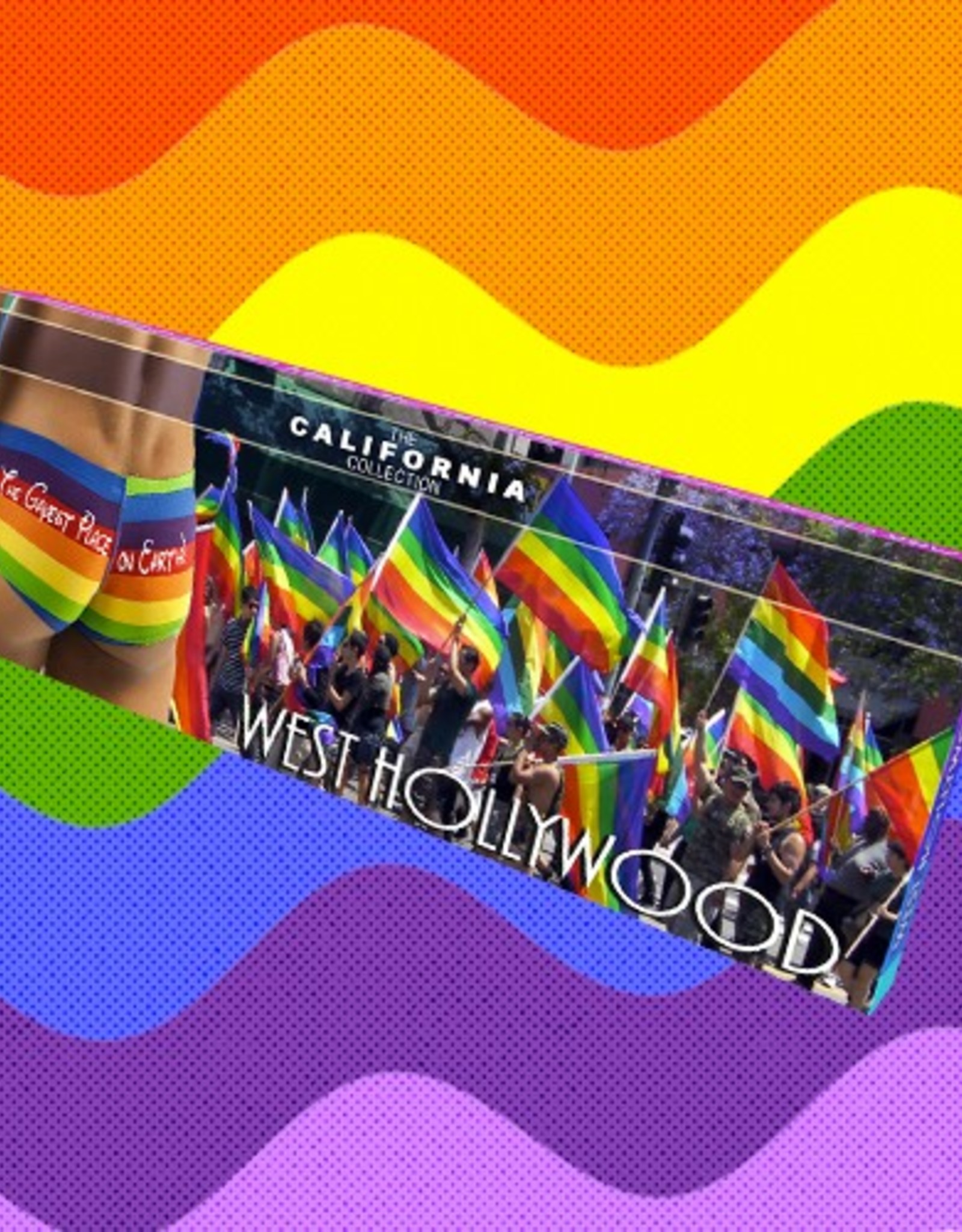 The California Bar Collection: West Hollywood