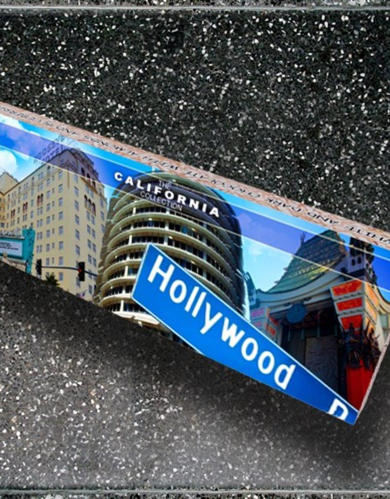 The California Bar Collection: Hollywood