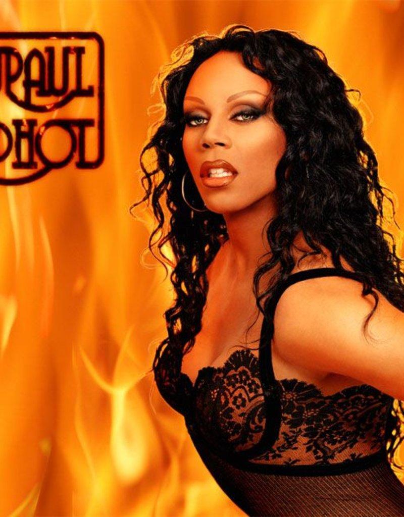 RuPaul Red Hot CD