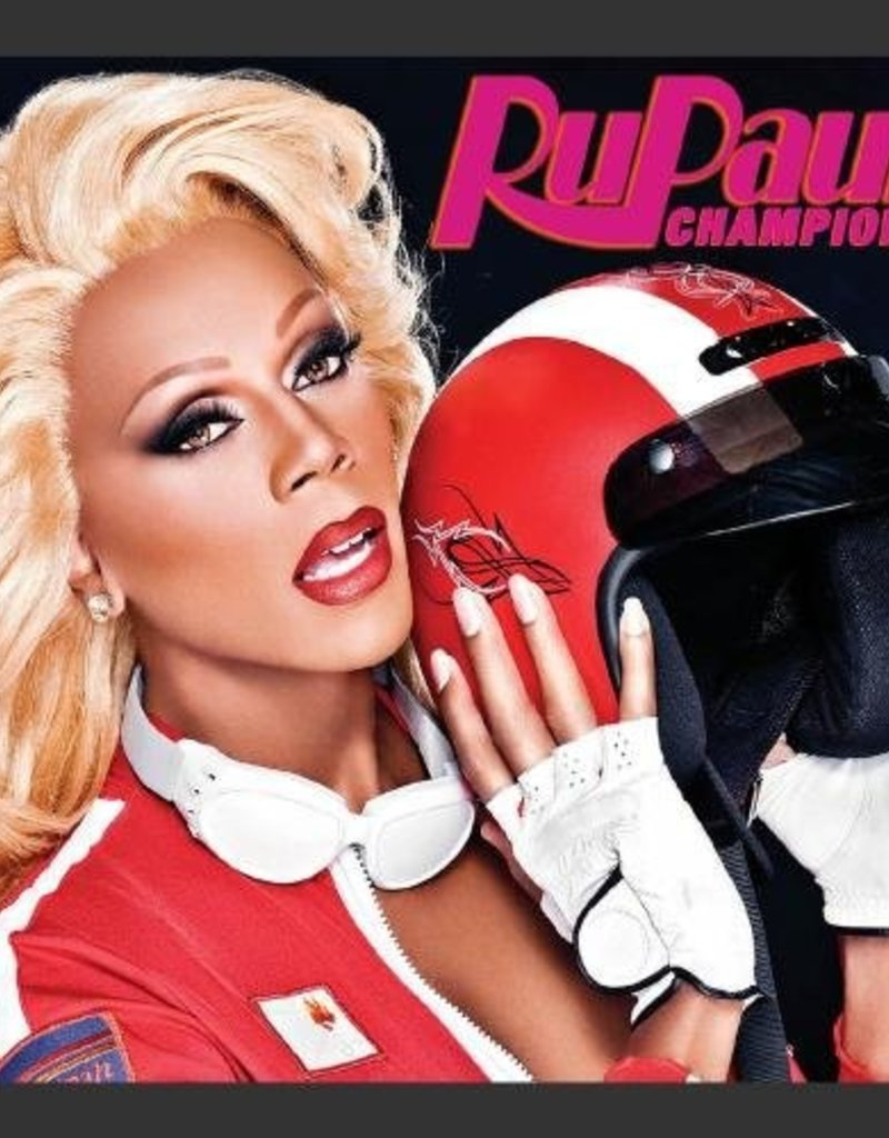 RuPaul Champion CD