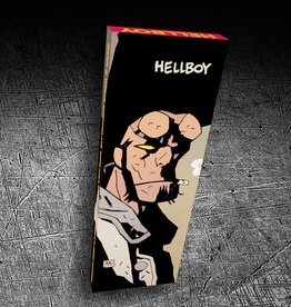 Hellboy Dark & White Chocolate Bar