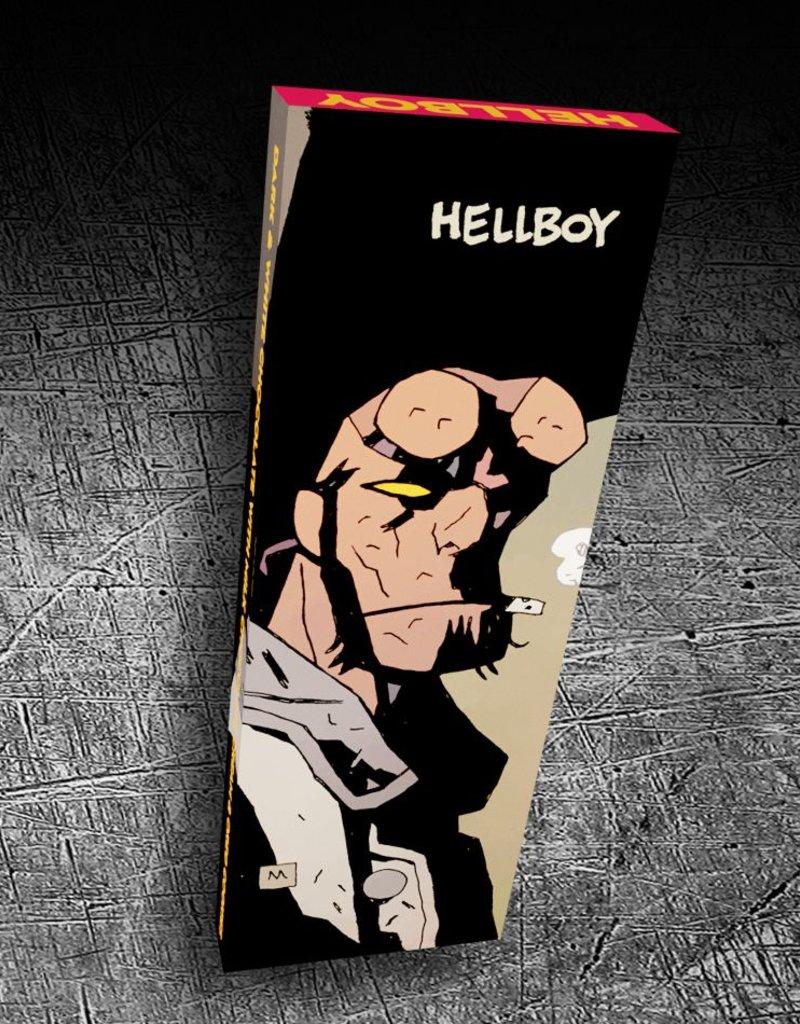 Hellboy Dark & White Chocolate Bar
