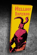 Hellboy Inferno Dark Chocolate Bar