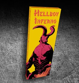 Hellboy Inferno Dark Chocolate Bar