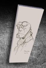 Hellboy Milk & White Chocolate Bar