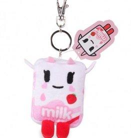 Tokidoki tokidoki - Strawberry Milk Plush Keychain