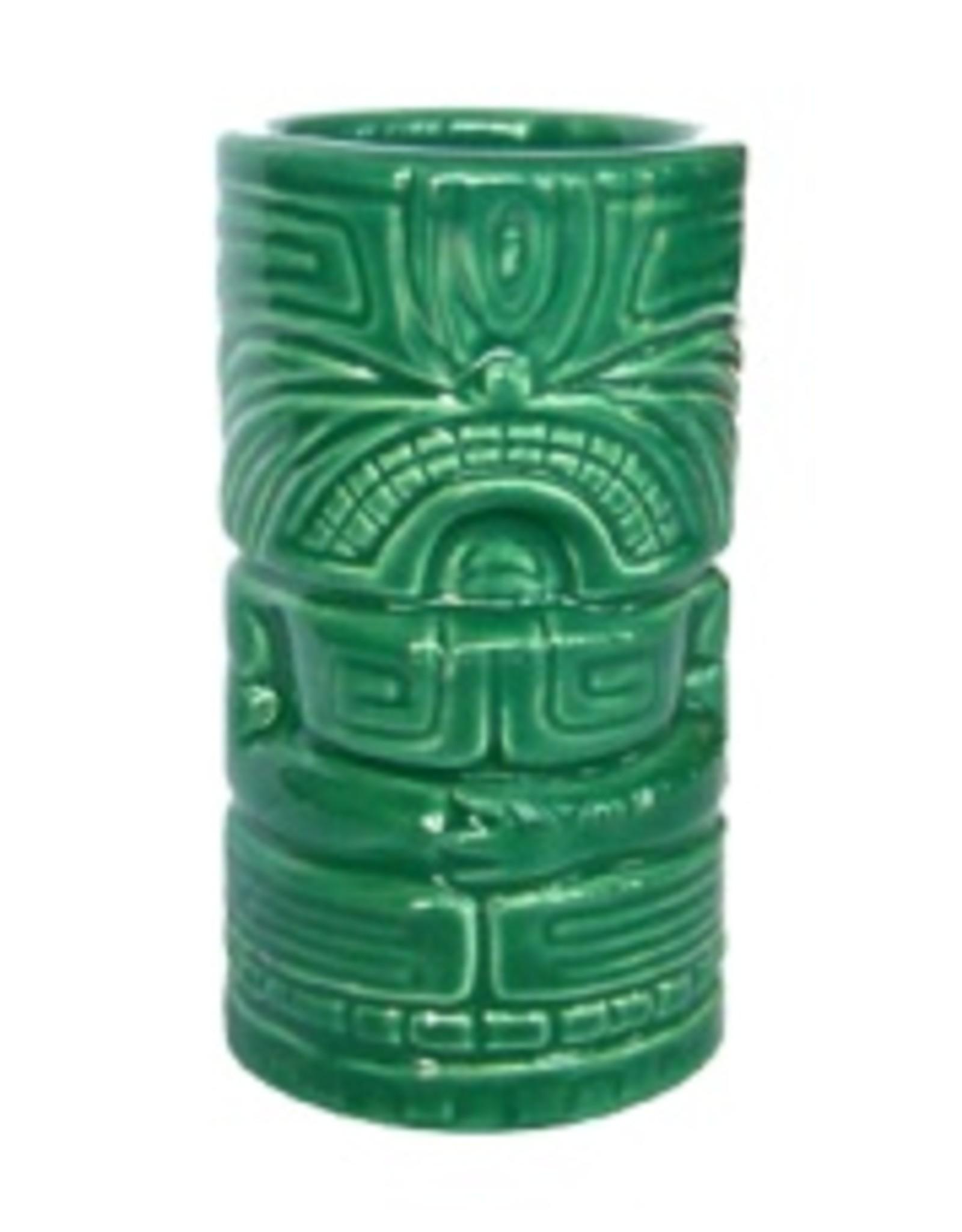 Hawaiian Money Tiki Shot Glass