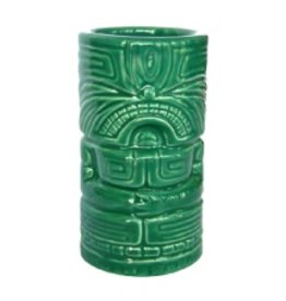 Hawaiian Money Tiki Shot Glass