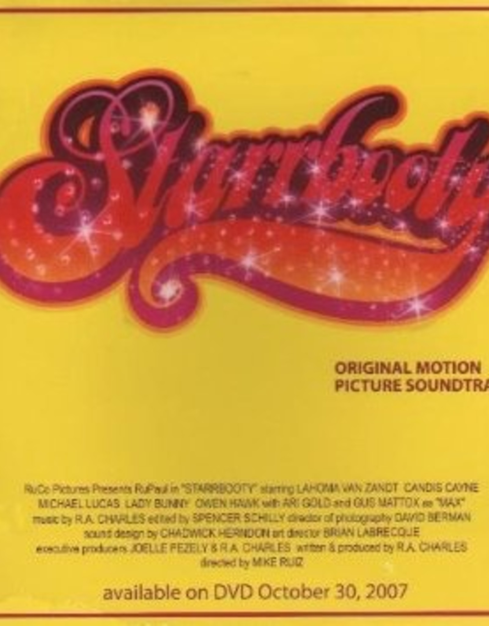 Starrbooty Original Motion Picture Soundtrack