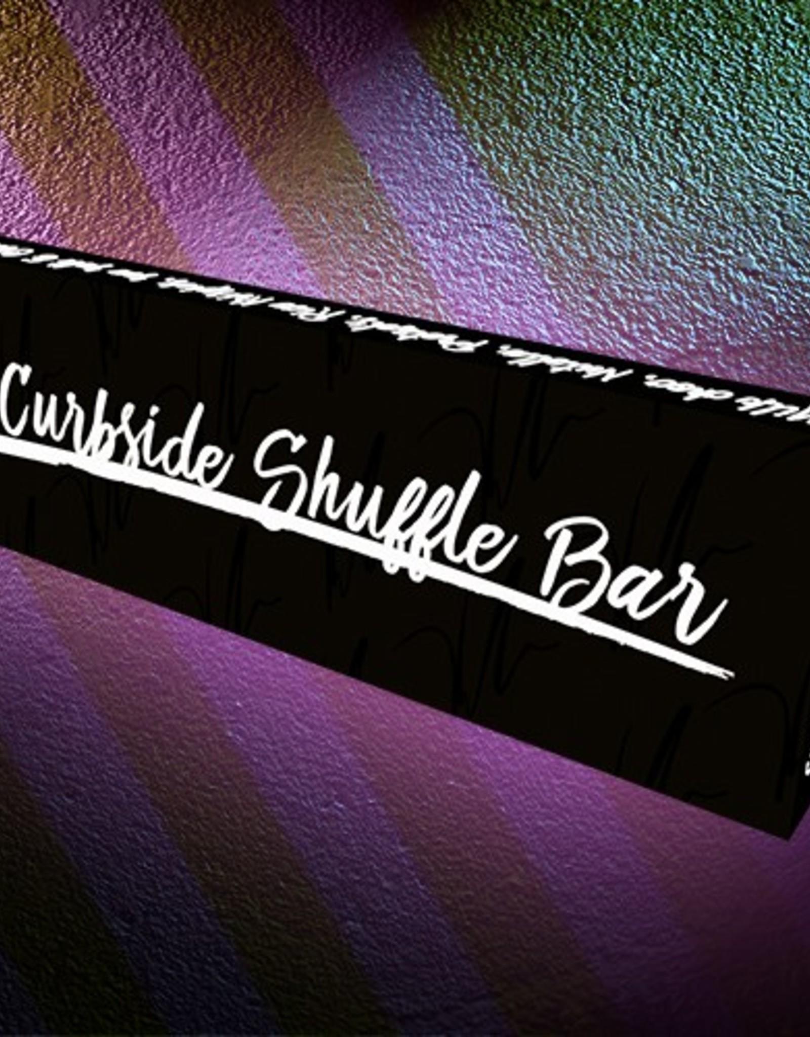 Keynon McBurney's Curbside Shuffle Chocolate Bar