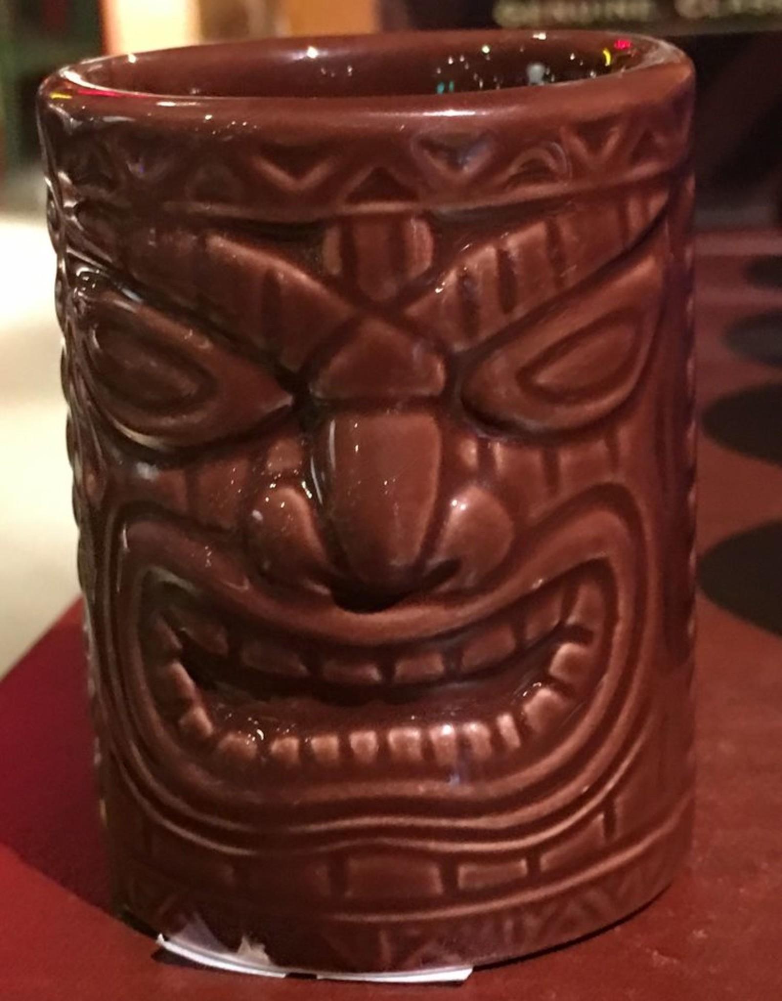 Lucky Tiki Shot Glass
